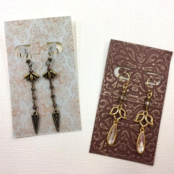 Easy Earring Card Leverback Punch Learn More Related Products