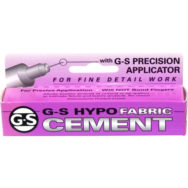 Adhesive, GS Hypo Fabric Cement - Clearance
