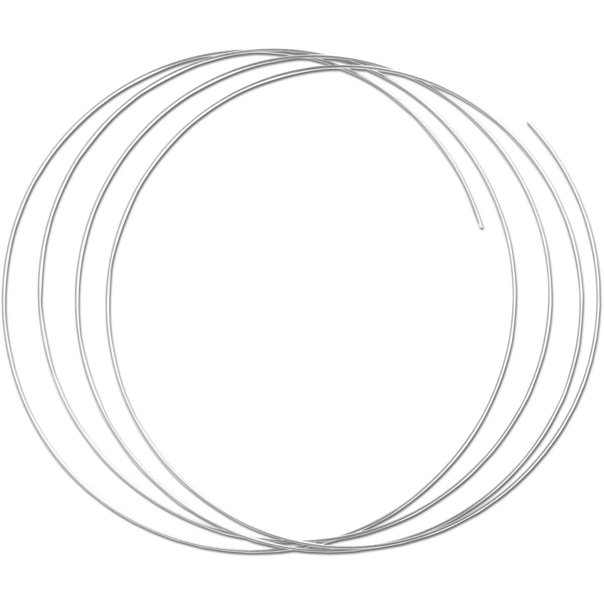 22ga Beadalon Stainless Steel Memory Wire Coil, Necklace, 1oz