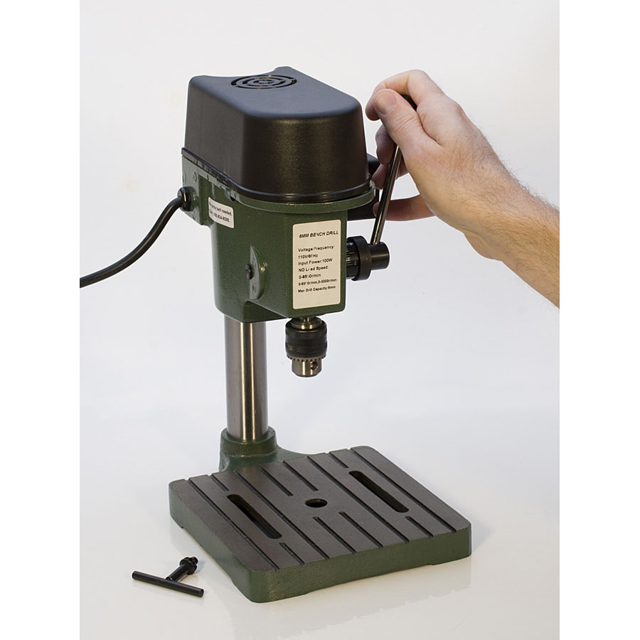 euro tool benchtop drill press for jewelry or small mixed
